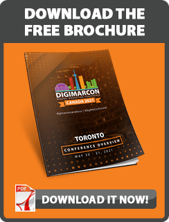 Download DigiMarCon Canada 2021 Brochure